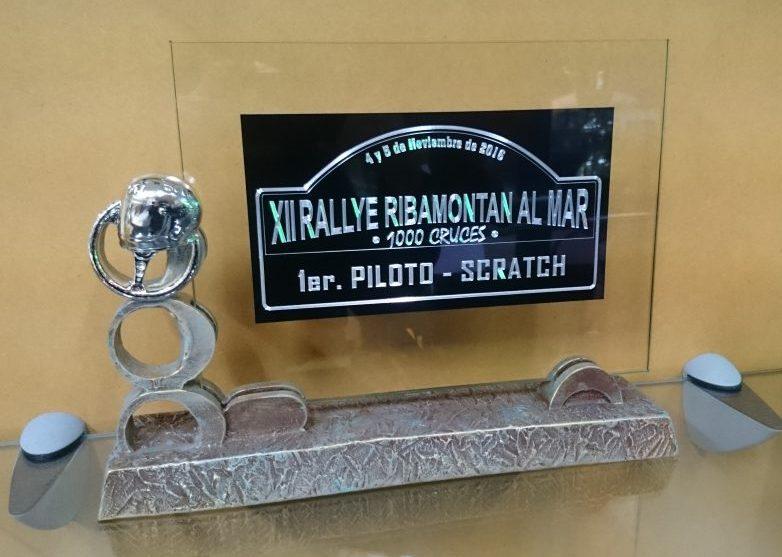 Placa Rallye