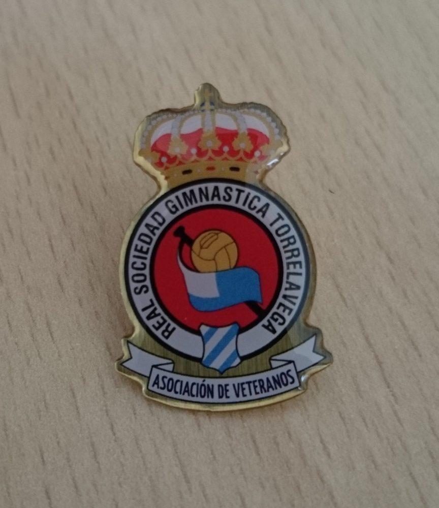 """Pin """"Veteranos Gimnástica"""""""