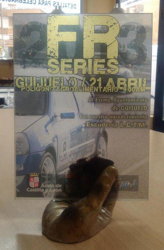 """Trofeo Cristal Color """"FR Series"""""""